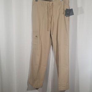 Liz Clairbone Sloane caki pants. Size 12 NWT!!!!